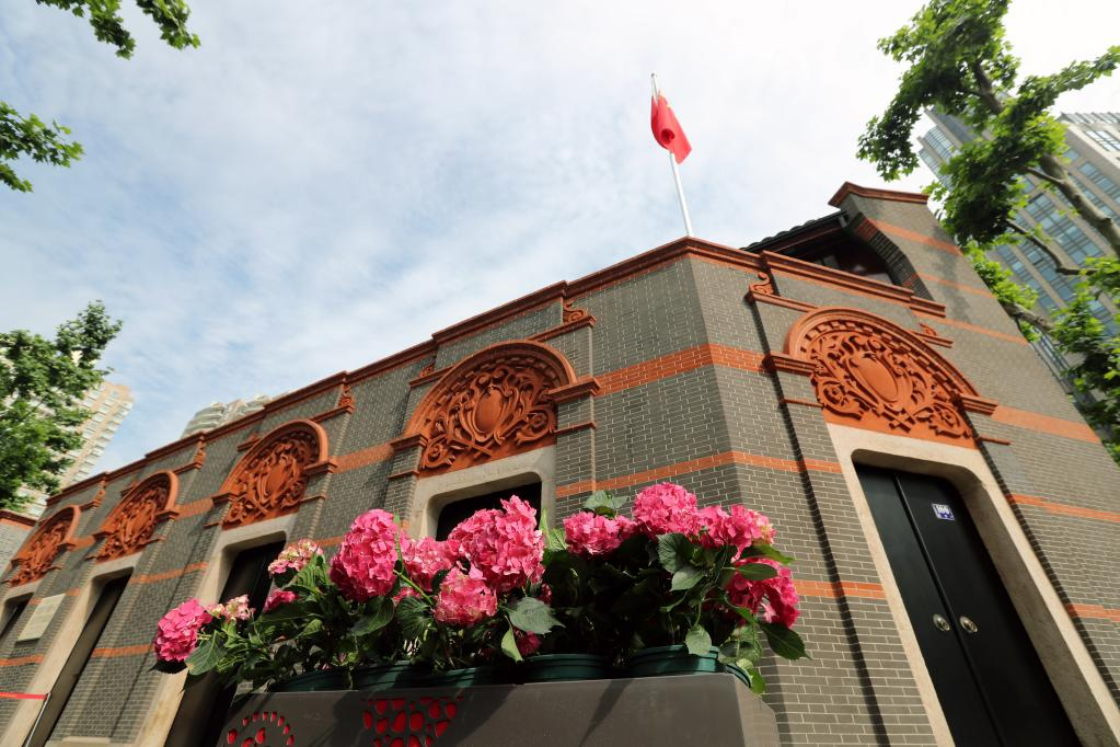 上海:初夏花開
