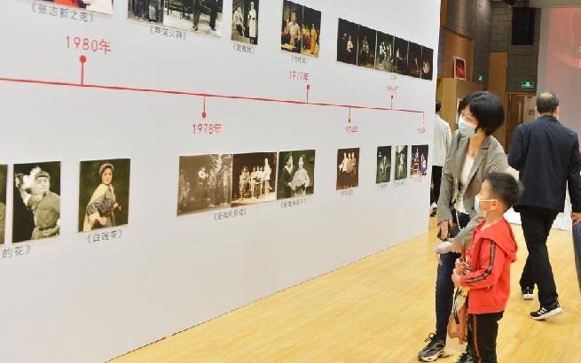 """在上海,看见沪剧中的""""红色足迹"""""""