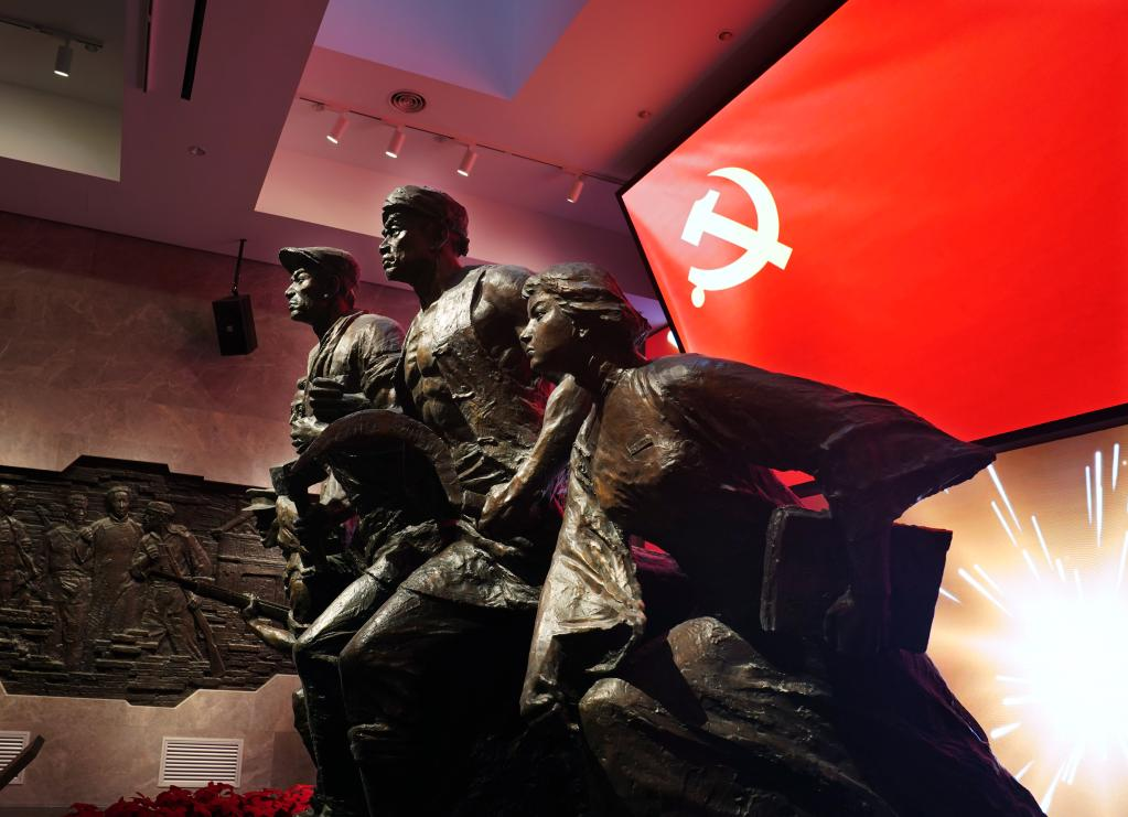 上海中共四大纪念馆重新开馆
